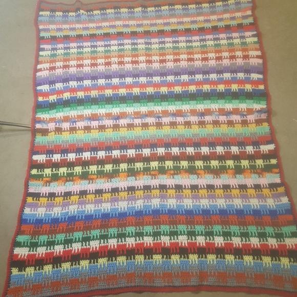 BOGO 1/2 off crochet Afghan